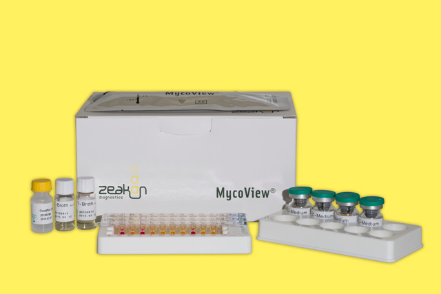 Mycoview AST kit